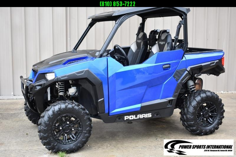 2018 POLARIS GENERAL 1000 EPS SPORT UTILITY SXS #8968