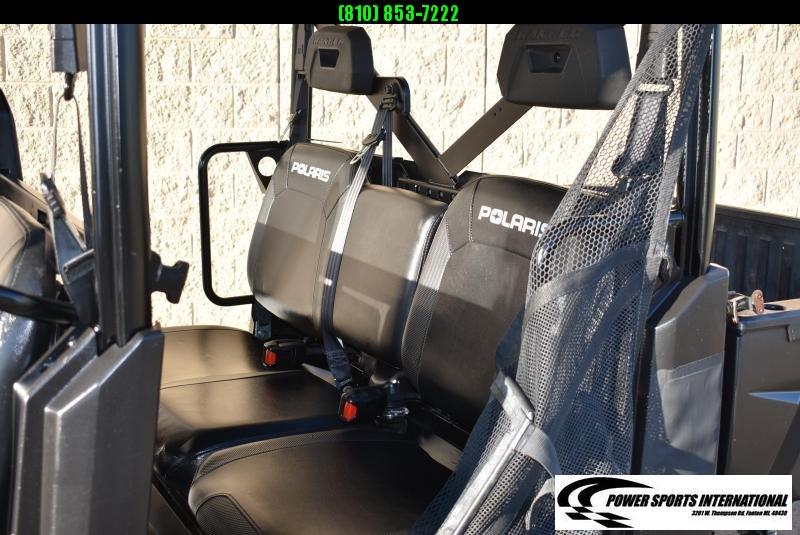 2018 POLARIS RANGER CREW XP 1000 EPS 6-SEATER EDITION UTILITY UTV SIDE BY SIDE #4265