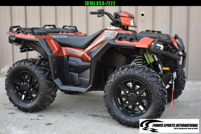 2020 POLARIS SPORTSMAN 850 XP SP EPS EDITION METALLIC ORANGE NEW!!!!   #4271