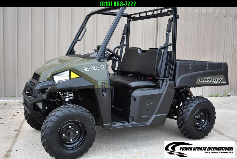 2019 POLARIS RANGER 500 Utility Side By Side UTV  Hunter Green #6315