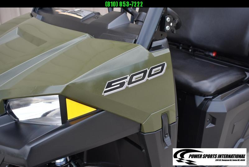 2019 POLARIS RANGER 500 Utility Side By Side UTV  Hunter Green #6315