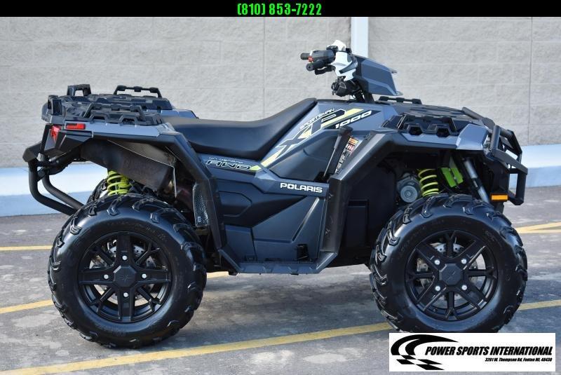 2021 POLARIS SPORTSMAN XP 1000 TRAIL 4X4 MANTA GREEN & BLACK ATV #8014