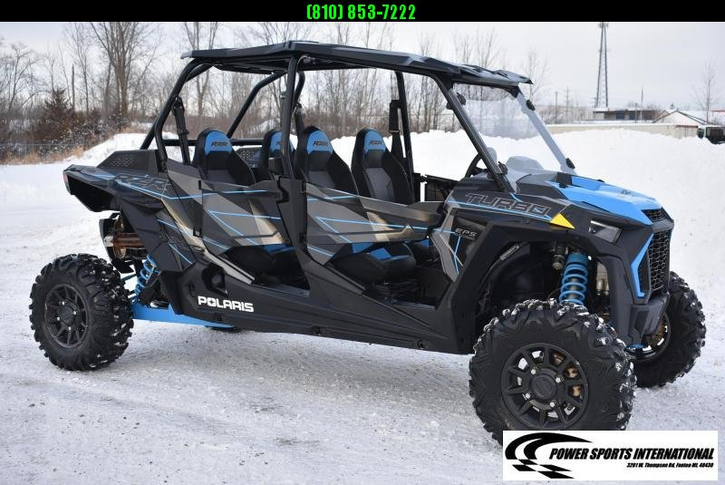 2019 POLARIS RZR XP 4 1000 TURBO (ELECTRIC POWER STEERING) 4-SEATER TURBO #0162