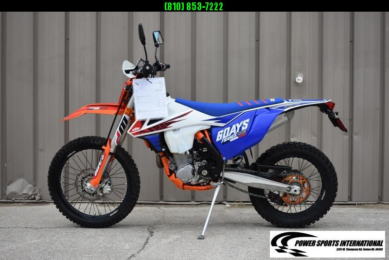 2018 KTM 450 EXC-F SIX DAYS EDITION STREET LEGAL 4-Stroke MX Off Road Motorcycle #4538