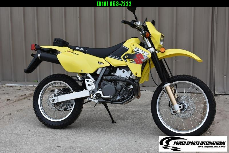 2001 SUZUKI DRZ400S Street Legal Dual Sport On and Off Road #3065