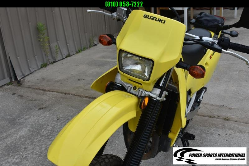 2001 SUZUKI DRZ400S Street Legal Dual Sport On and Off Road #3065