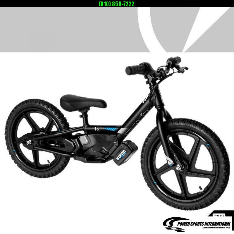 """2018 STACYC 16"""" EDRIVE Electric Powered Bicycle  +IN STOCK NOW+ LIMITED SUPPLY!!!!!!!!!"""