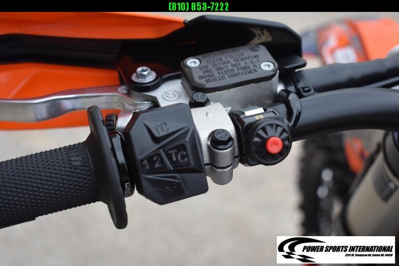 2017 KTM 350 XC-F 4-Stroke MX Off Road Motorcycle #7795