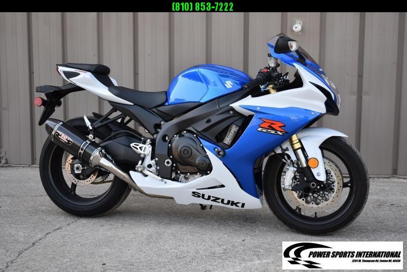 2014 SUZUKI GSX-R 750 GSX R Sport Bike Motorcycle #0542