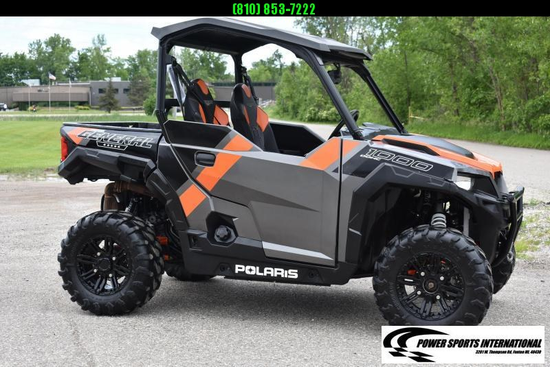 2018 POLARIS GENERAL 1000 EPS SPORT UTILITY SXS #0308