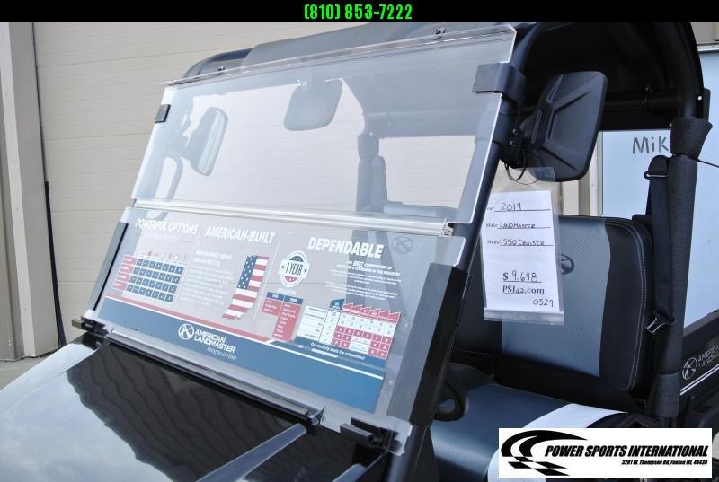 2020 American Landmaster cruiser 550