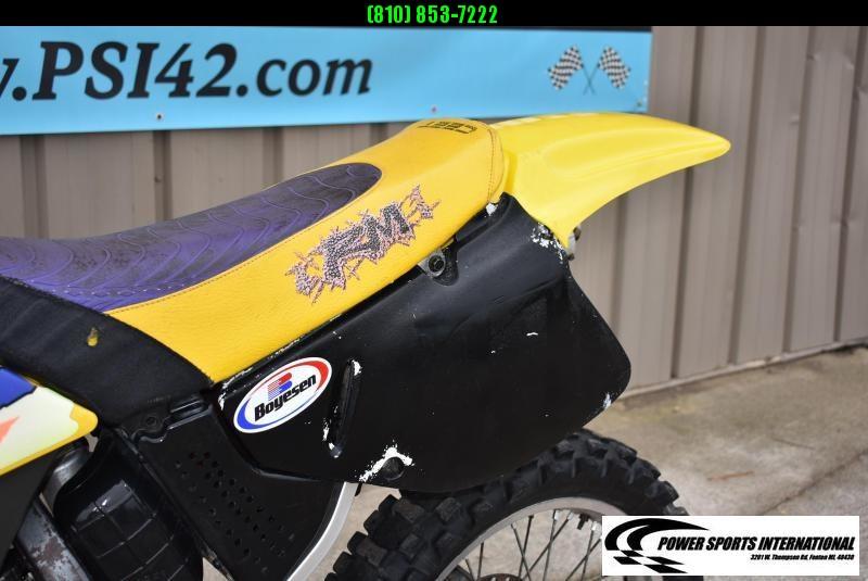 1993 Suzuki RM250 2-Stroke Motorcycle MX Motocross #1565