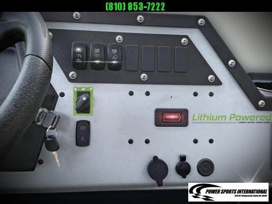 2021 American Land Master EV Lithium Ion Electric Utility Side-by-Side (UTV) #0051