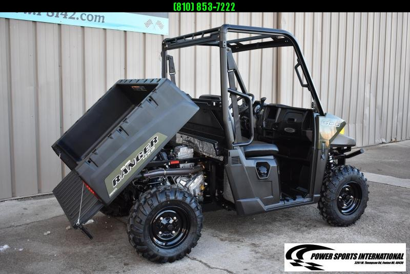 New 2019 POLARIS RANGER 500 UTILITY SIDE BY SIDE READY FOR WORK #1458