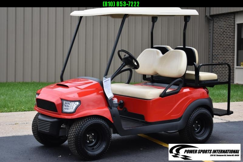 2011 CUSTOM Club Car Precedent GAS Golf Cart #6436