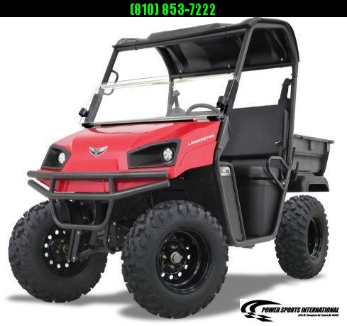 2021 American Land Master L3 Red Utility Side-by-Side (UTV) #0036