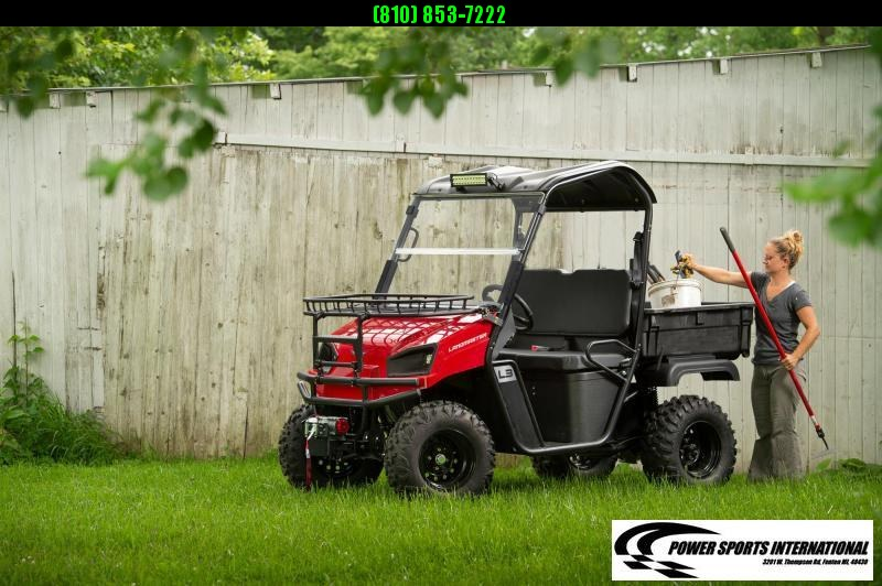 2021 American Land Master L5 SPORT PACKAGE 4X4 Electronic Power Steering Red Utility Side-by-Side (UTV) #0021