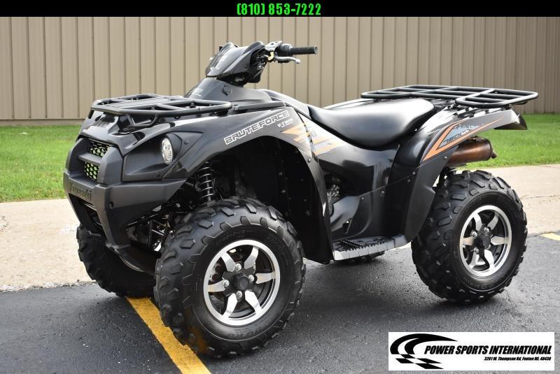 2018 KAWASAKI KVF750GJF BRUTEFORCE EPS (4X4I) Utility ATV #4065