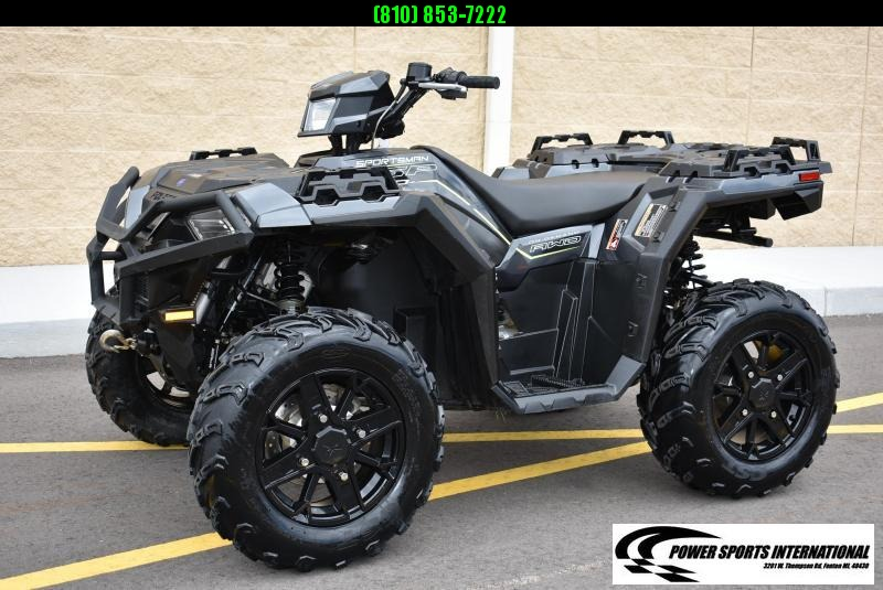 2019 POLARIS SPORTSMAN 850XP 4X4 MANTA GREEN ATV #2821