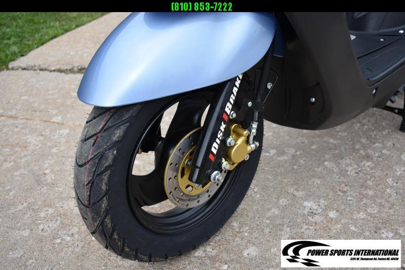 2020 Aeolus Linhai 50V YAMAHA JOG Scooter #0042