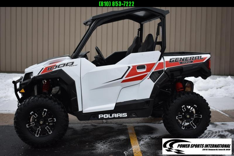 2017 POLARIS GENERAL 1000 DELUXE (ELECTRIC POWER STEERING) 4x4 SXS with EXTRAS #8714