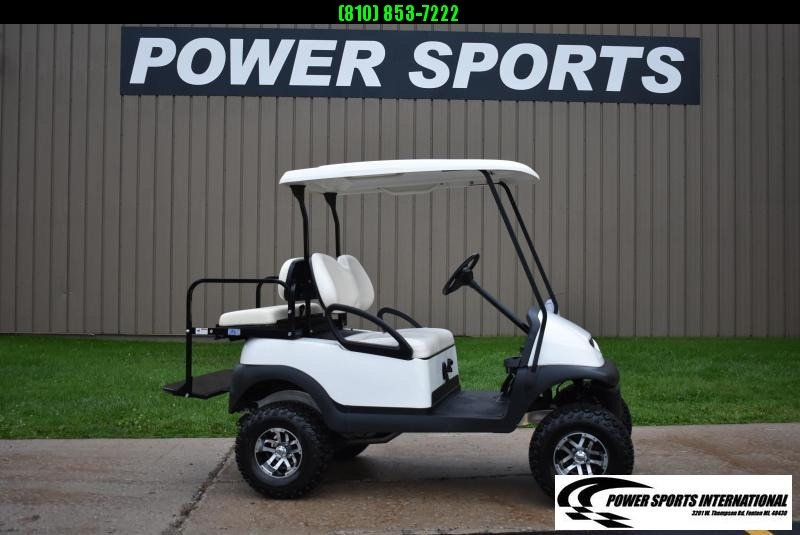 2012 CUSTOM Club Car Precedent GAS Golf Cart #1692