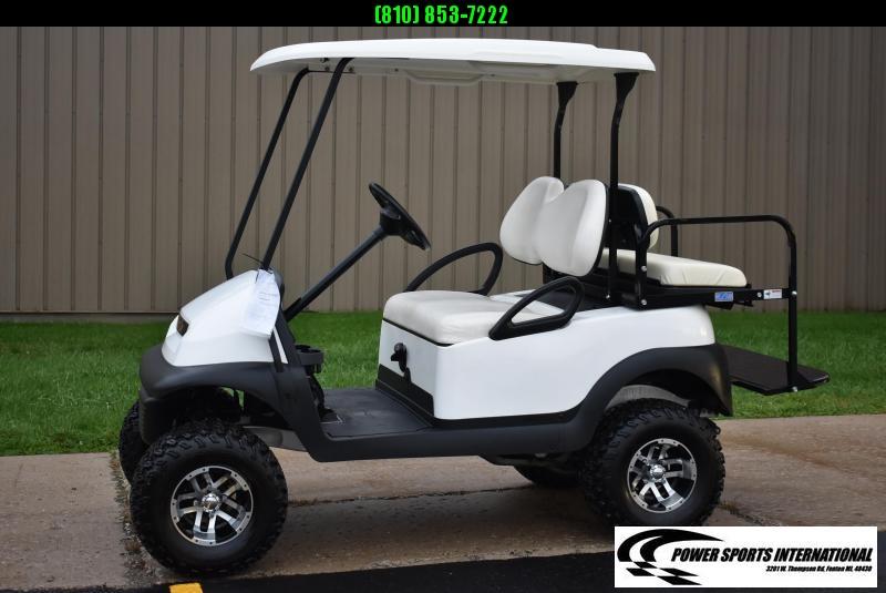2012 CUSTOM Club Car Precedent GAS Golf Cart #1692