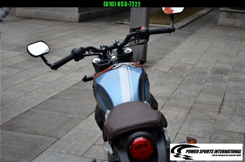 2020 LIFAN KP MASTER 200 E-Start Motorcycle KPM200 6-Speed #0080
