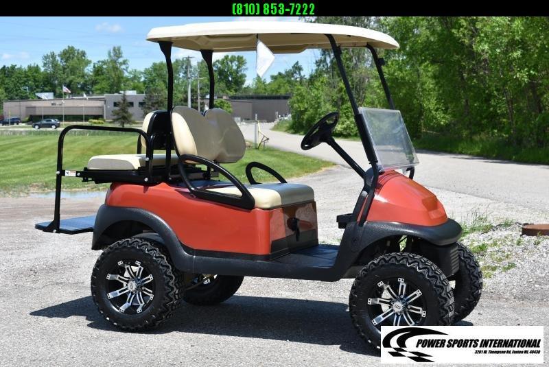 2016 Club Car Precedent 48V Electric Golf Cart CUSTOM #6825