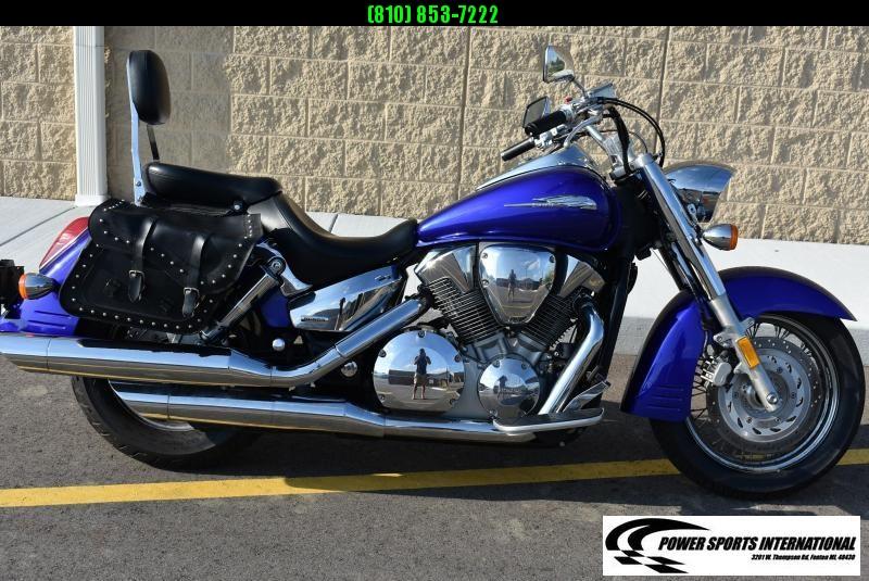 Nice!  2006 HONDA VTX 1300S MOTORCYCLE CRUISER W/ ONLY 10K Miles #2646