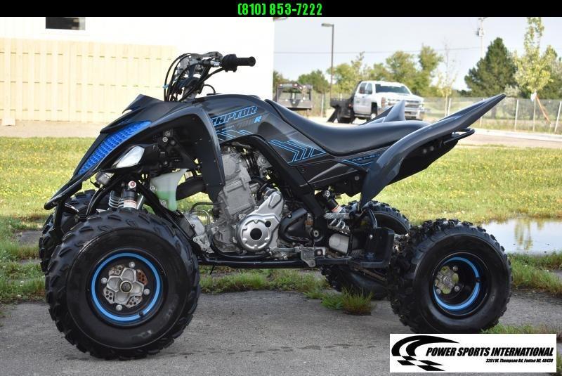 2017 Yamaha Raptor 700R Special Edition Sport ATV Quad #7699