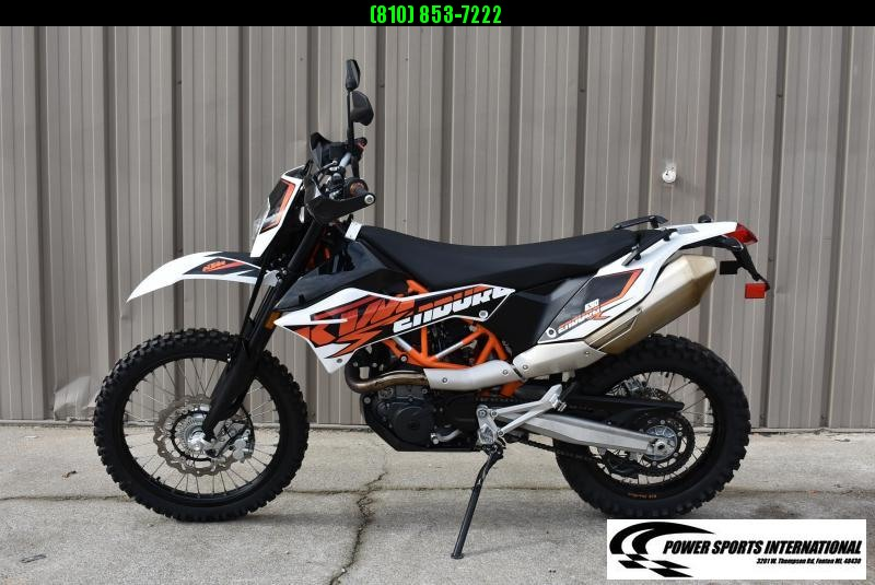 2018 KTM 690 ENDURO R EDITION STREET LEGAL 4-Stroke MX Off Road Motorcycle #2928