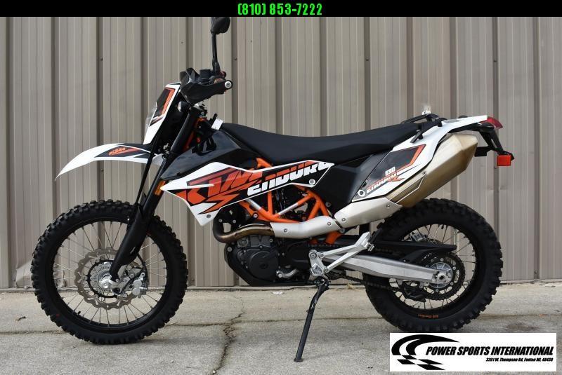 2018 KTM 690 ENDURO R EDITION STREET LEGAL 4-Stroke MX Off Road Motorcycle #2928