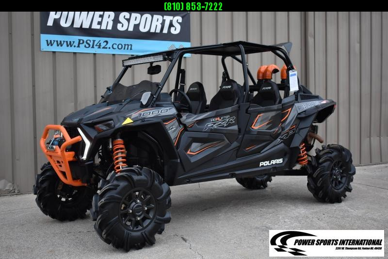 2019 POLARIS RZR XP 4 1000 HIGH LIFTER ELECTRIC POWER STEERING 4 SEATER 8626