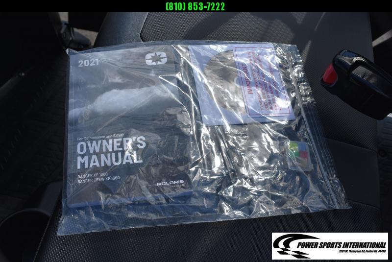 2021 POLARIS RANGER CREW XP 1000 PREMIUM MATTE MAROON METALLIC EPS (ELECTRIC POWER STEERING) 6-SEATER PRIEMUM EDITION UTILITY UTV #70612