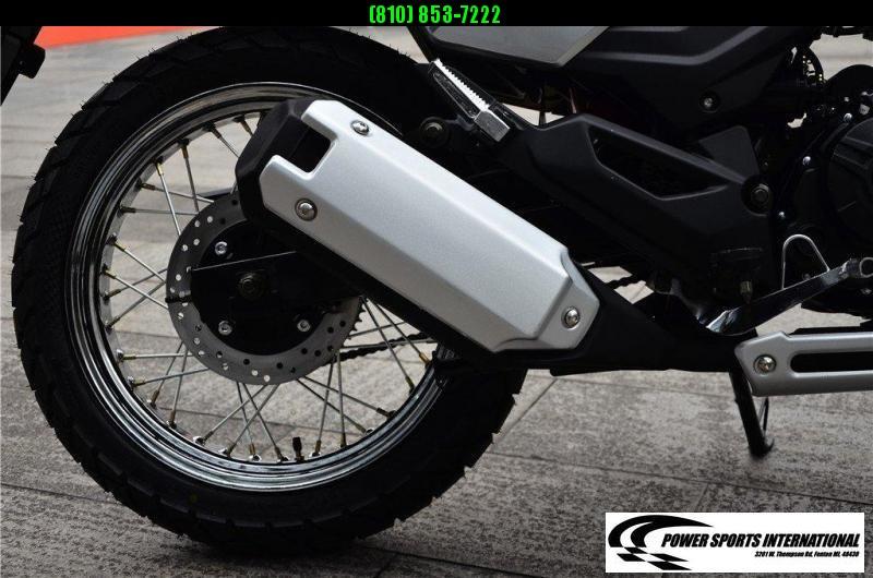 2020 LIFAN KP MASTER 200 E-Start Motorcycle KPM200 6-Speed #0042