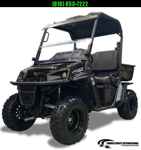2021 American Land Master L5 EPS STANDARD BLACK POLY BED Utility Side-by-Side (UTV) #0933