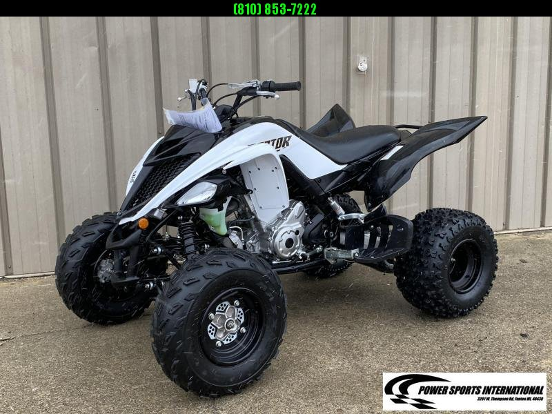 2020 Yamaha Raptor 700 Team Edition Sport ATV Quad #4004