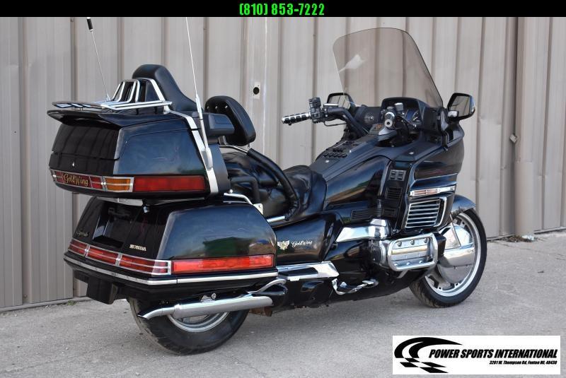 1991 HONDA GOLDWING ASPENCADE MOTORCYCLE #0444