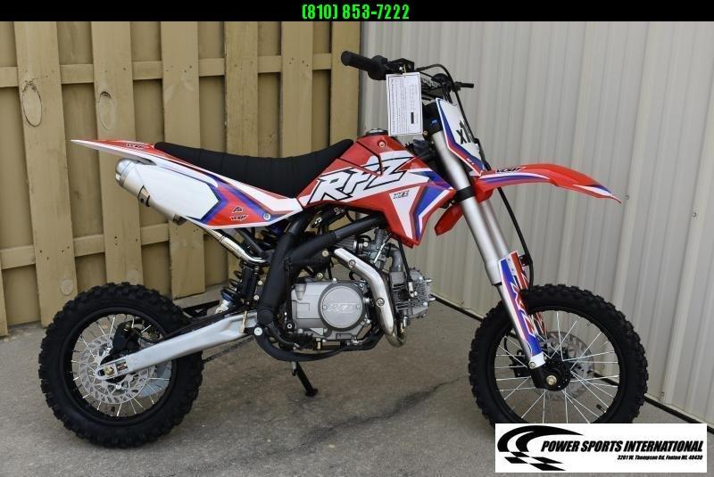 2021 VITACCI APOLLO DB-X15 125cc RED 4-Stroke MX Off Road Motorcycle DIRT BIKE New w/ Warranty