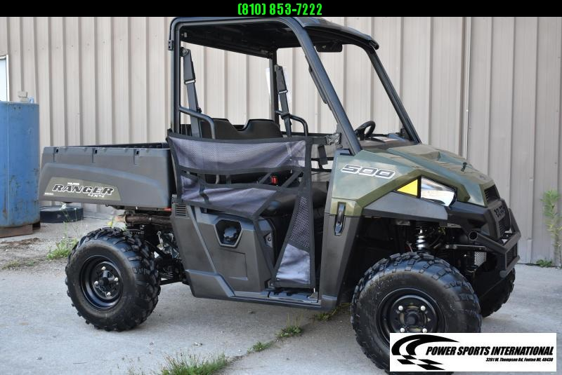2018 POLARIS RANGER 500 UTV UTILITY SIDE BY SIDE #7293