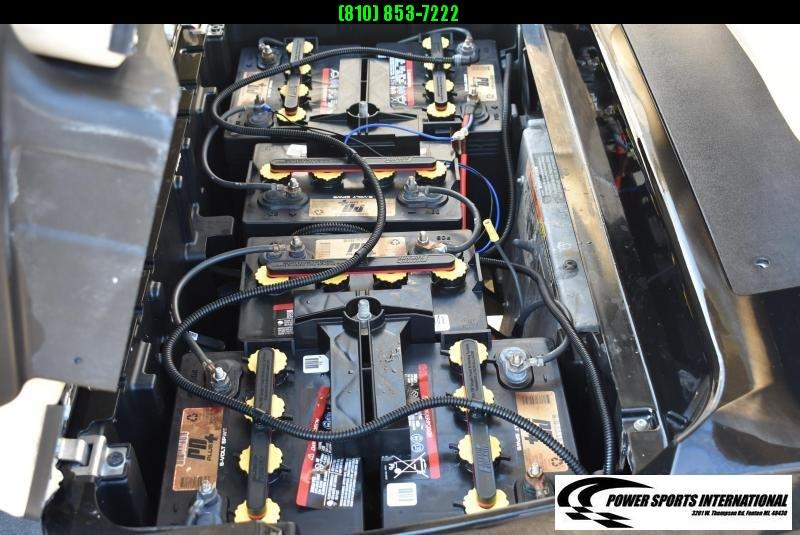 CUSTOM 2016 CLUB CAR PRECEDENT 48V ELECTRIC POWERED GOLF CART w/ Thousands in Extras! #9960