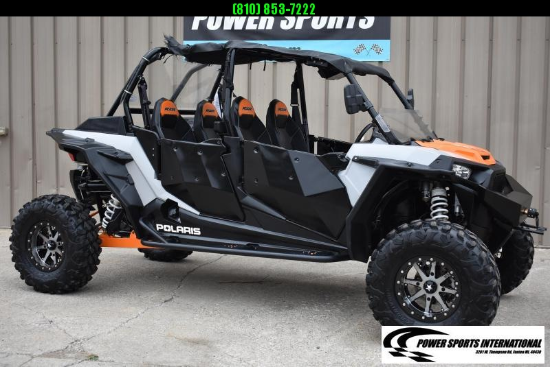 2018 POLARIS RZR XP 4 1000 TURBO (ELECTRIC POWER STEERING) 4-SEATER w/ $3000 in Extras #9714
