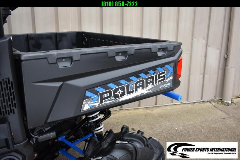 2017 POLARIS RANGER XP 1000 HIGHER LIFTER EDITION (ELECTRIC POWER STEERING) FULL SIZE UTILITY #2515