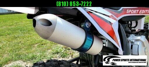 2021 VITACCI DB-S60 YOUTH Dirt Bike BLACK 4-Stroke MX Off Road Motorcycle DIRT BIKE New w/ Warranty