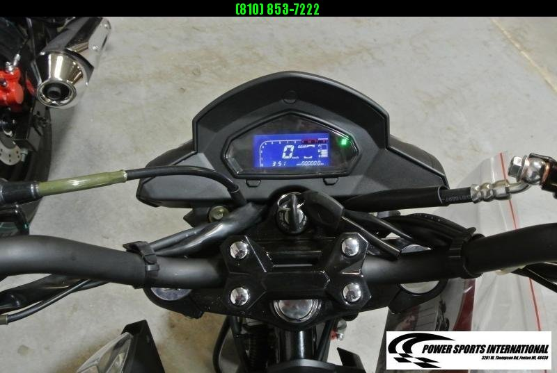 2020 LIFAN KP MINI 150 E-Start Motorcycle 60+mph GROM KILLER BLUE #0059