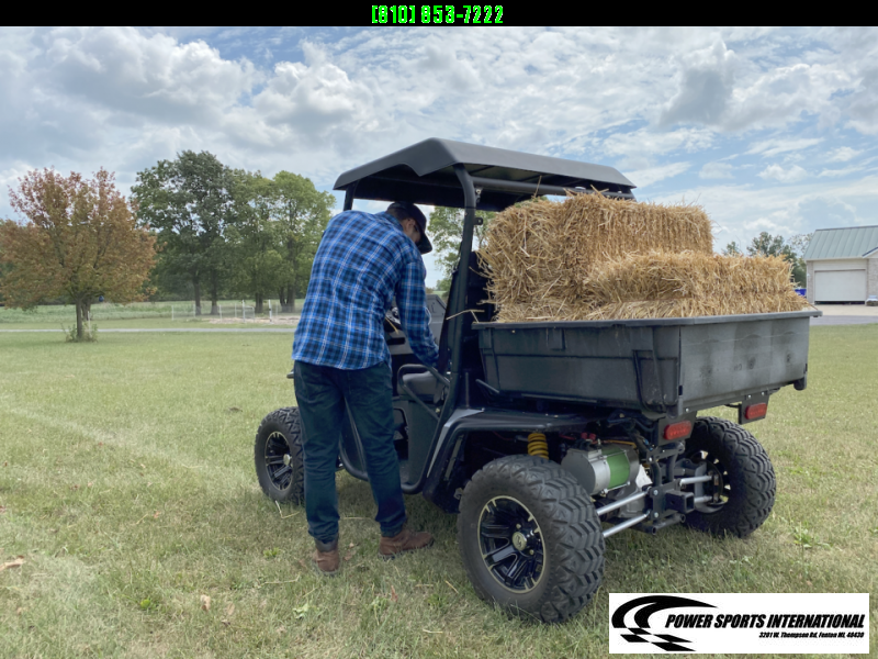 2021 American Land Master L5 4X4 Electronic Power Steering UNTAMED CAMO Utility Side-by-Side (UTV) #0022
