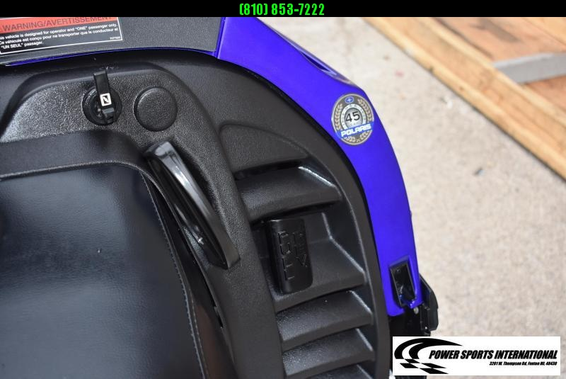 2000 Polaris Indy Trail Touring 550 2-Passenger Snowmobile Sled Electric Start and Reverse #5280