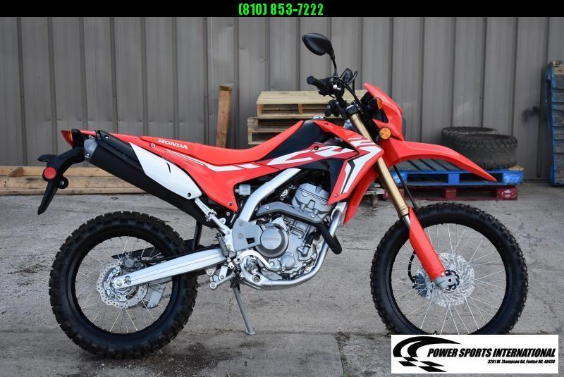 2020 Honda CRF 250L Dual Sport Motorcycle Like New  #0030
