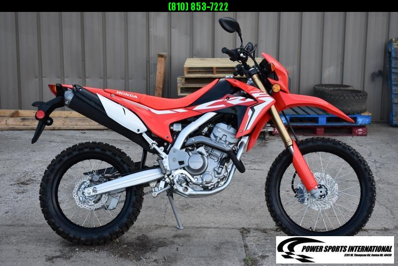 2020 Honda CRF 250L Dual Sport Motorcycle Like New  #0030